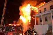 Six Perish in Pennsylvania House Fire