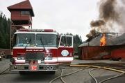 North Bend, Wa. Live fire training