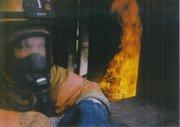 CUFD Training Burn
