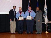 CCFR Life Saving Award 2005