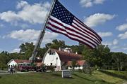 E.M HOLT FIRE DEPT REMEMBERING 9/11