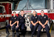 Kirtland Ohio Fire Department Visit from BLEVE(Dal Pup)