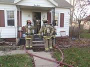 Streator Illinois House Fire on Ottercreek