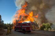 Photos: Loma Fire, September 2016