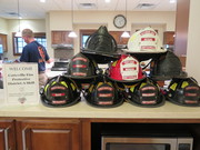A-Shift Helmet Stack Ronald McDonald House Dinner