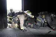 Missouri Governor Participates in Firefighter Training