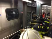 Photos: Brooklyn 10-60 Train Derailment