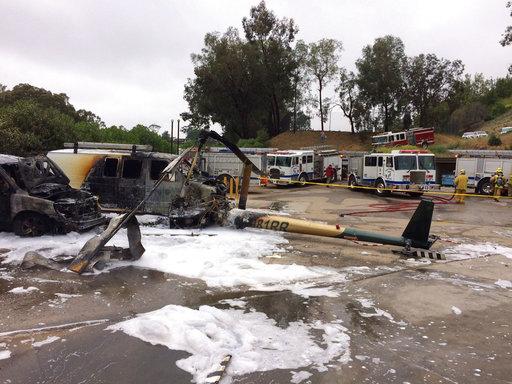 Santa Barbara Helicopter Crash