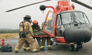 Mutual Aid Training between Arcata Fire District and Coast Guard Sector Humboldt Bay