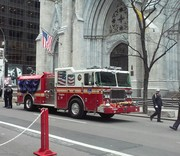 AAVF - Me@FDNY FF Michael R. Davidson Funeral 3/27/18