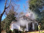Clemson, SC Structure Fire