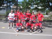 Canada vs USA 2007 Hockey Tournament