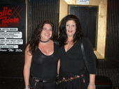 lori and I in Hollywood, Ca.