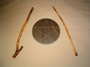 2 new Wands and altar Pentacle.