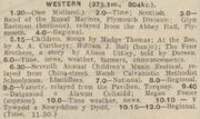 July 18 1935, The Nottingham Evening Post. Bill Ball broadcast on the wireless