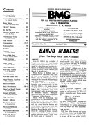 BMG (A.P. Sharpe) Banjo Makers