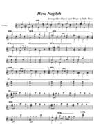 Hava Nagila - Arrangement by Mike Moss