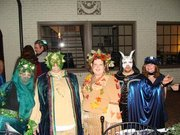 2010 witch's ball