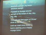 """""""Anchors Away"""""""