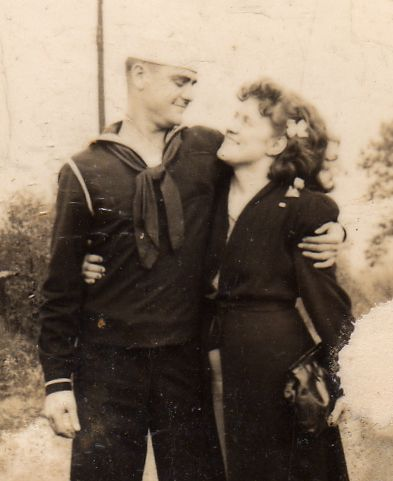 My Navy Grandparents