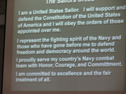 The Sailor Creed