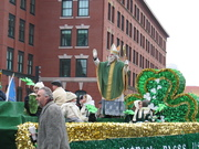 St. Patty... I had no idea what he looked like until the parade :)