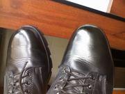 Shawn's shiney---boots