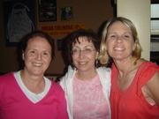 Brenda, Coyote, Kimberly