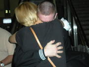 My boy is home :)