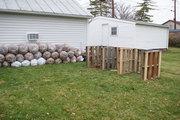Backyard - Future Polyculture Garden