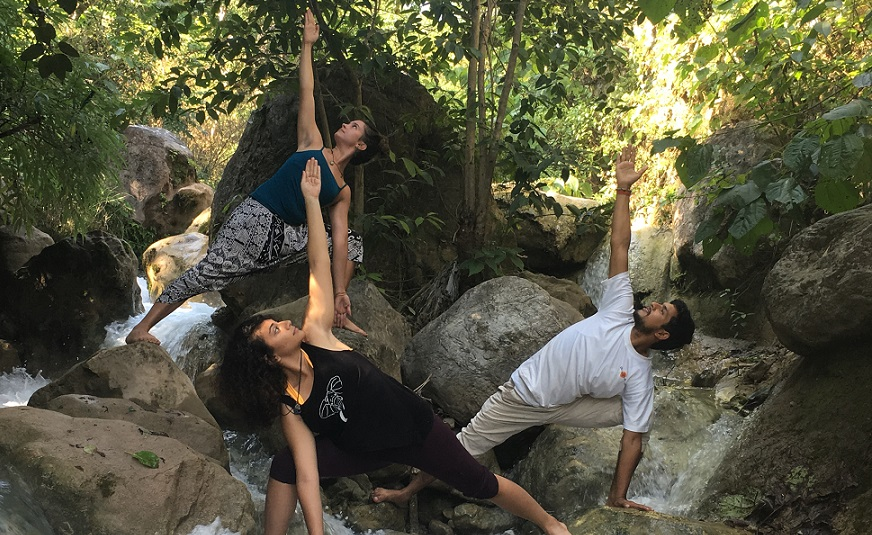 Join 200 hours yoga teachers training in Rishikesh