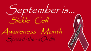 Happy SCD awareness month