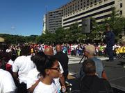 SOS 5k walk in DC 2013