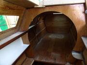 inside main cabin