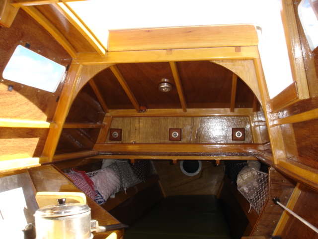 Port interior looking forward