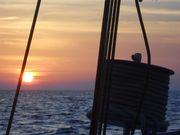 tramonto egeo