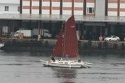 KAVENGA under full sail