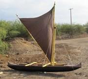 hawaiian outrigger in Hawaii