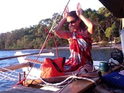 Simple Sailing Sends You Silly