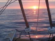 Central Queensland sunset