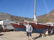 Pantala ready to launch Playa Burro, Bahia Concepcion,Baja Mexico
