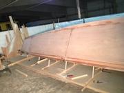 Tiki 46 Panels in Place