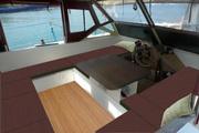Mock Cockpit Interior1