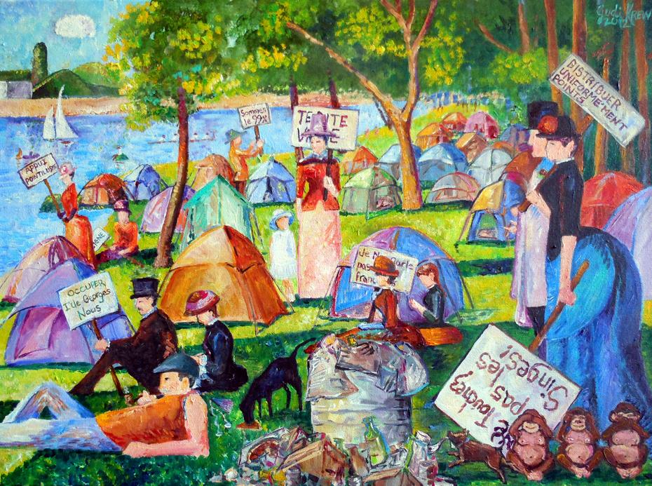 Occupy George's Island