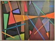 polyphemus  30x40 - acrylic on canvas
