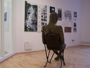 Solo exhibition in Nottingham 2007