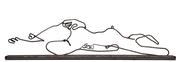 157 reclining nude