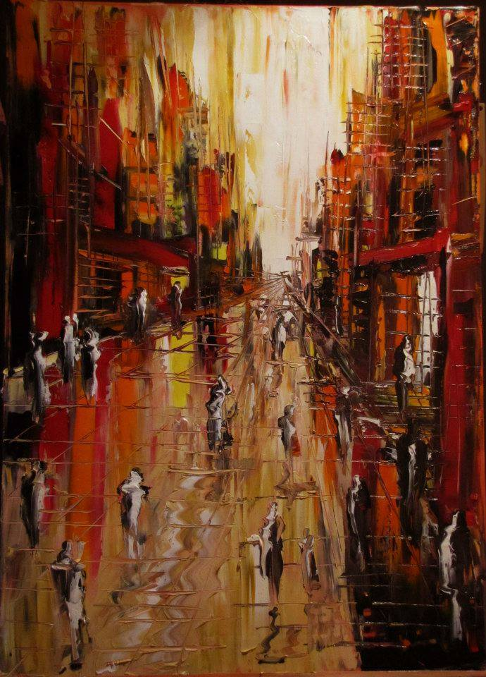 Red City...
