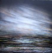 Druridge Bay Moonlight & driftwood series Bondicar Rocks SFA3