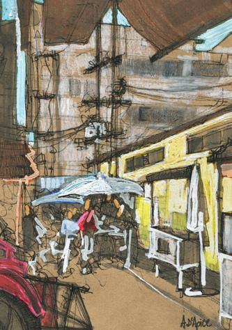 Market, Chiang Mai